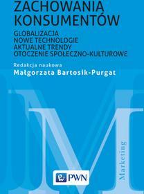 ZACHOWANIA KONSUMENTÓW - Małgorzata Bartosik-Purgat