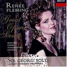 Great Opera Scenes CD) Renee Fleming