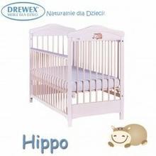 Drewex Hippo łóżeczko 120x60 98F1-42788_20170317110304