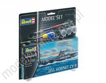Revell Lotniskowiec USS Hornet CV-8 (z farbami) 65823