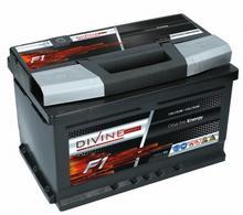 DIVINE F1 SMF 12V 75Ah 680A (EN) P+ F175