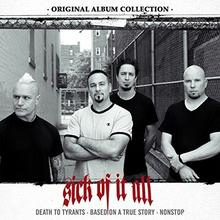 Sick Of It All Original Album Collection CD) Sick Of It All