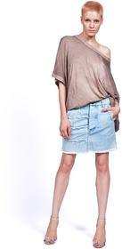 Robert Kupisz Q T-shirt damski Desert Wind beżowy