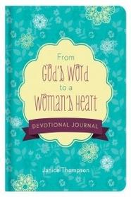 Barbour Pub Inc From God's Word to a Woman's Heart Devotional Journal