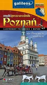 Poznań, Ilustrowany przewodnik z mapami - Fronia Rafał