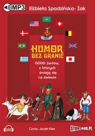 Humor bez granic (audiobook CD) - Elżbieta Spadzińska-Żak
