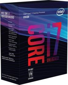 Intel Core i7 8700K 3,7 GHz