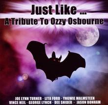 Just Like A Tribute To Ozzy Osbourne
