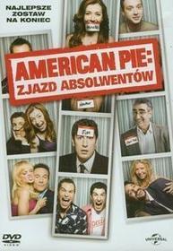 Filmostrada American Pie Zjazd absolwentów DVD Jon Hurwitz Hayden Schlossberg