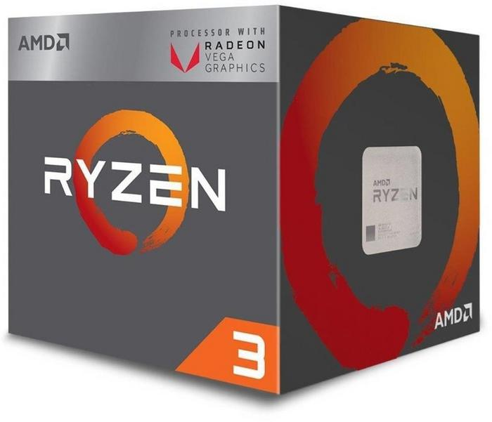 AMD Ryzen 3 2200G 3,7 GHz