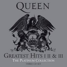 Universal Music Polska Greatest Hits I II & III 3xCD) Remastered Platinum Collection CD) Queen