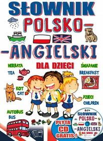 Arti Słownik polsko-angielski dla dzieci + CD - Opracowanie zbiorowe