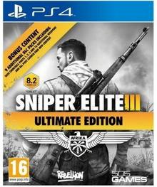 Sniper Elite III Afrika - Ultimate Edition PS4