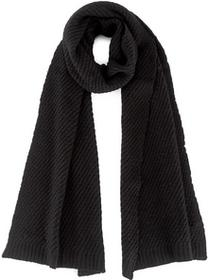 Calvin Klein Black Label Szal BLACK LABEL - Ck Twist Scarf K60K603742 001
