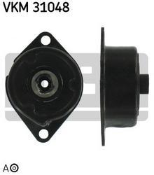 SKF Rolka napinacza, pasek klinowy wielorowkowy VKM 31048