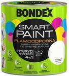 Bondex Farba hybrydowa Smart Paint biały ponad wszystko 2 5 l