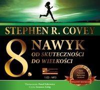 Aleksandria Ósmy nawyk (audiobook CD) - Stephen R. Covey