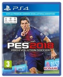 Pro Evolution Soccer 2018 Edycja Premium PS4