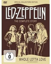 Led Zeppelin The Complete Story Whole Lotta Love DVD)