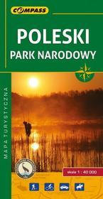 Wydawnictwo Compass Poleski Park Narodowy - mapa turystyczna - Compass