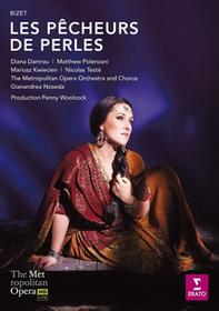 Bizet Les Pecheurs de perles Blu-ray) Diana Damrau The Metropolitan Opera