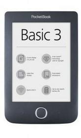 Pocketbook 614 Basic 3 czarny