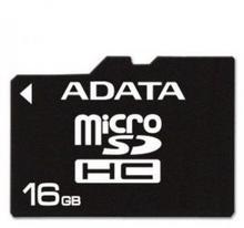 A-Data micro SDHC Class 4 (+ czytnik) 16GB