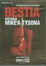 StoryBox.pl Bestia Historia Mikea Tysona Audiobook Przemysław Słowiński