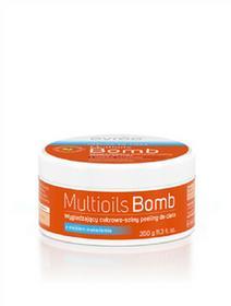 Evree Multioils Bomb wygładzający cukrowo-solny peeling do ciała 350g 45535-uniw