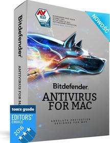 BitDefender Antivirus for MAC 2017 1PC