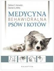Galaktyka - wyd.weterynaryjne Medycyna behawioralna psów i kotów + CD - Galaktyka