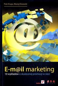 One Press E-mail marketing Piotr Krupa, Maciej Ossowski