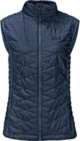Jack Wolfskin Kamizelka GLEN VEST W midnight blue