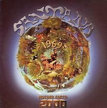 Santana Mother Earth Digipack) )