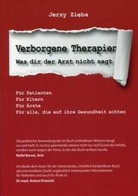 Egida Halina Kostka Verborgene Therapien Ukryte terapie  wersja niemiecka - Jerzy Zięba