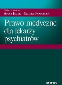 Difin  Prawo medyczne dla lekarzy psychiatrów