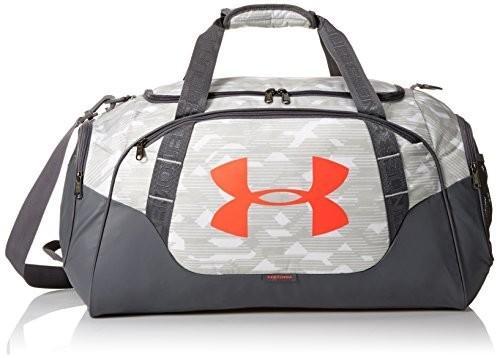 8dc803848 Under Armour Undeniable 3.0 torba sportowa, biały, w rozmiarze uniwersalnym  1300213-100