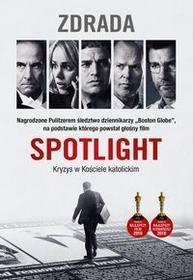 HarperCollins Polska Spotlight Zdrada - HarperCollins Polska