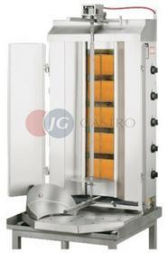 Potis Kebab/gyros gazowy 17,5 kW wsad 120 kg GD 5 GD 5