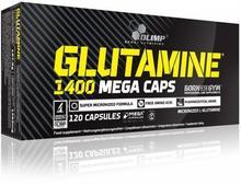 Olimp Sport Nutrition L-Glutamine 1400 Mega caps 120 caps
