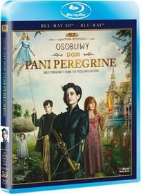 Imperial CinePix Osobliwy Dom Pani Peregrine Blu-ray Tim Burton