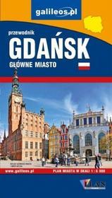 praca zbiorowa Gdańsk - przewodnik wersja polska PLAN0109