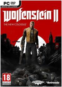 Gra PC WOLFENSTEIN II The New Colossus 5055856416623