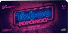 Hasbro Taboo Tabu Po Północy