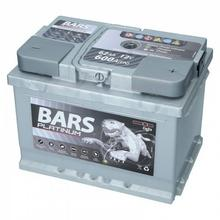 Bars PLATINUM 12V 62Ah 600A P+ (EN) BP62
