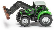 Siku Samochód Traktor ze Szczypcami do Drewna 9542