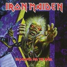 Iron Maiden No Prayer For The Dying