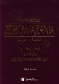 Zobowiązania Zarys wykładu - Witold Czachórski