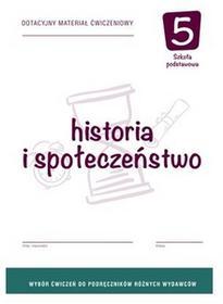 Operon Historia i społeczeństwo SP kl. 5 ćwiczenia / podręcznik dotacyjny  - Renata Antosik