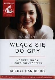 Sonia Draga Włącz się do gry (audiobook CD) - Sandberg Sheryl